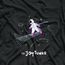 T-shirt illustration for JoyTunes