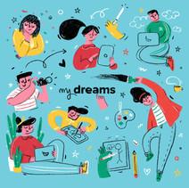 Fiverr 'Dreams' Video