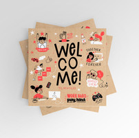 Mixtiles welcome kit