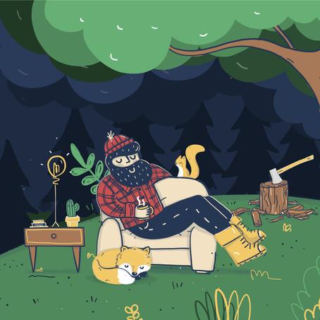 Illustration for ZenGuy