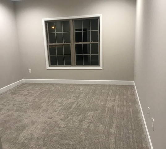 Master bedroom - Unit 1