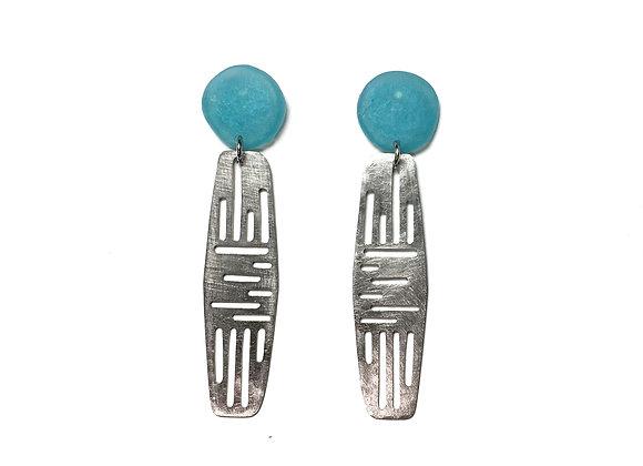 Blue Dulcet Earrings