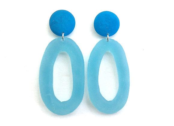 It's a Blue Year Earrings