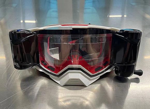 AIR1: White Goggle
