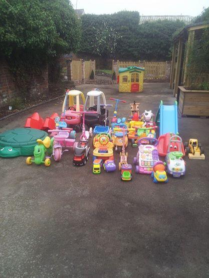 Cars!