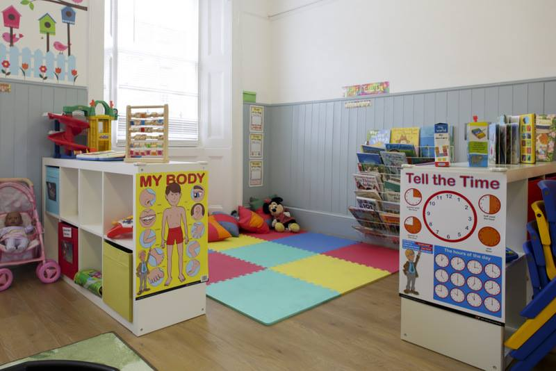 2-3 year olds room