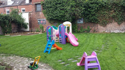 Slide for younger children