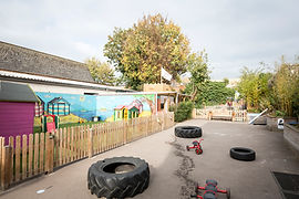 Click for Images of our nursery school