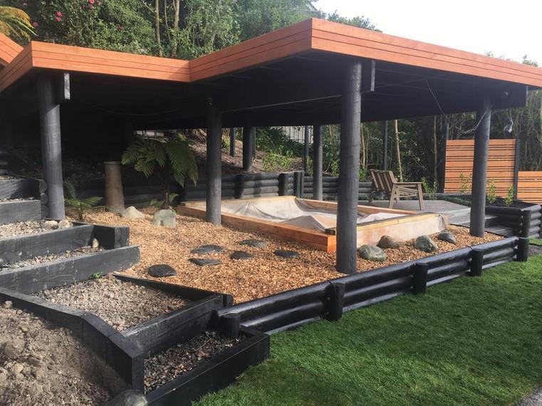 Westmorland Deck