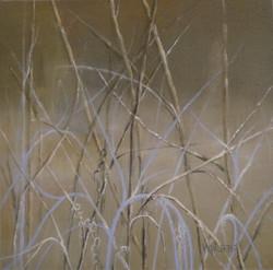 Frost 1 29x29cm, akryl