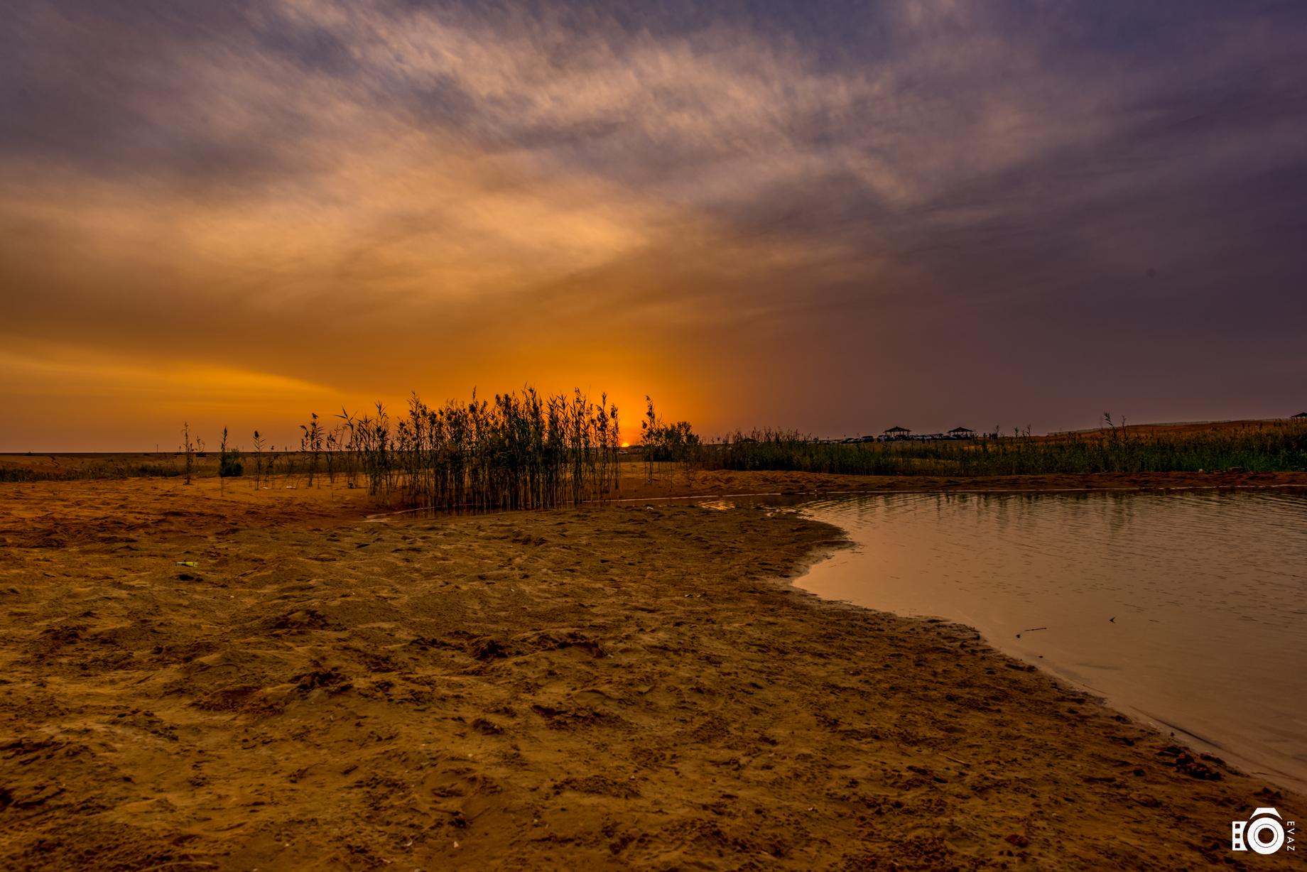 Zakher Lake