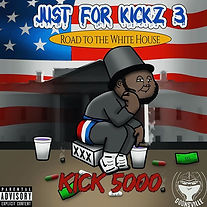 Kick 5000 Just for Kickz 3 Road to the white house