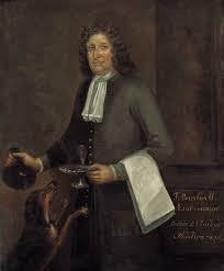 An 18th century butler