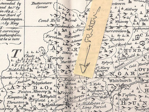 Old maps provide a hunting ground to find home ground for Lady Fan