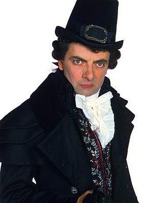 Blackadder, a Regency butler