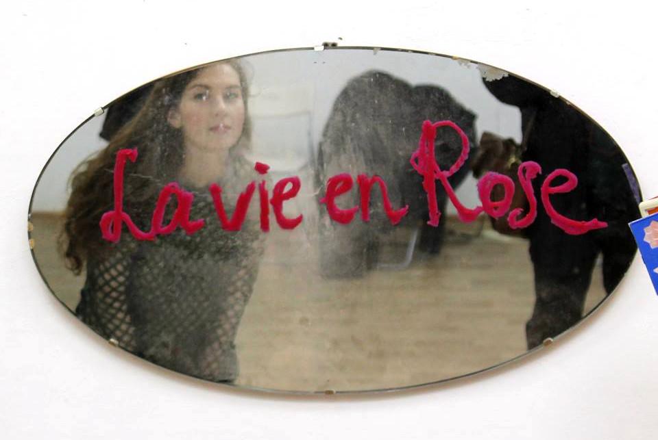 Эмилия Санги. «La vie en Rose»