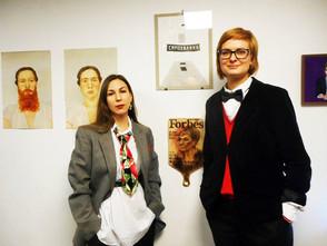 Выставка Призрак Гендера или самозванка