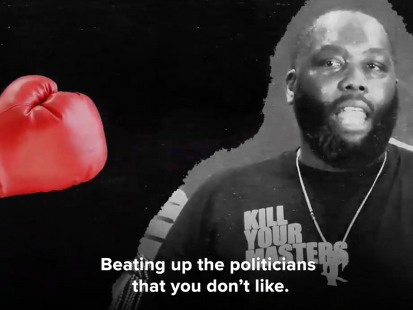 Killer Mike End Systematic Racism