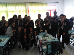 Equipe de Xadrez