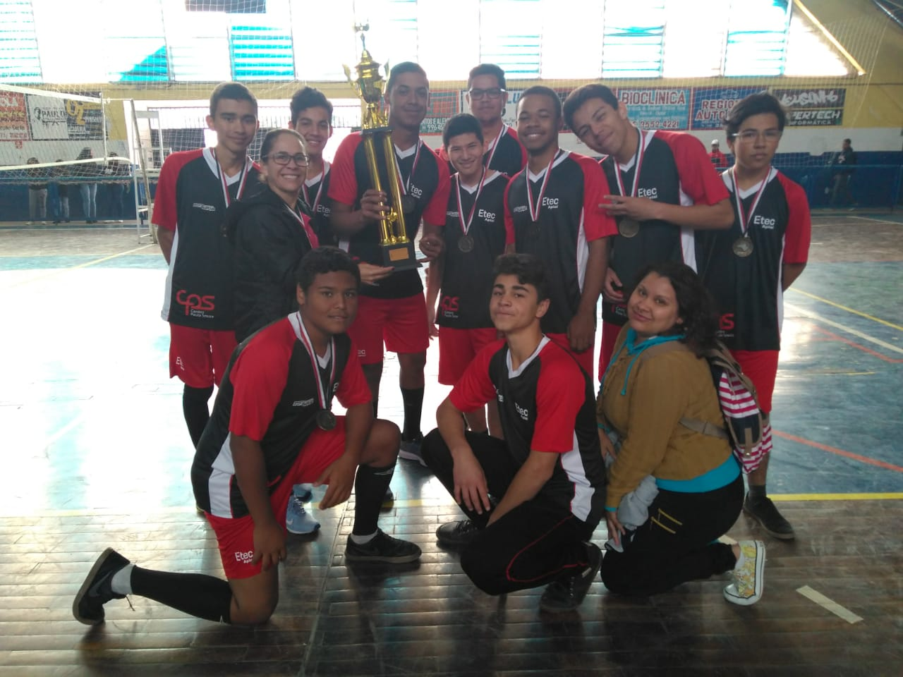 Equipe de Voleibol Masculino