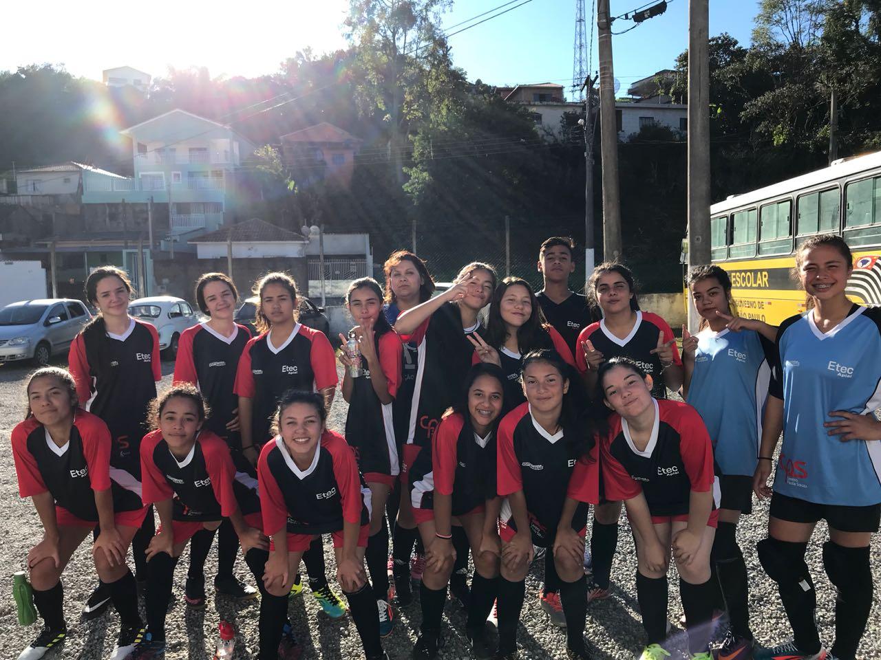 Equipe de Voleibol Feminina