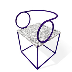 CURVE CHAIR D (The Moris Collection)