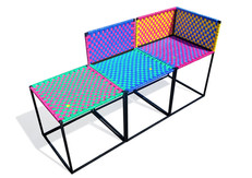 CUBE CHAIR A, B & C  (The Moris Collection)