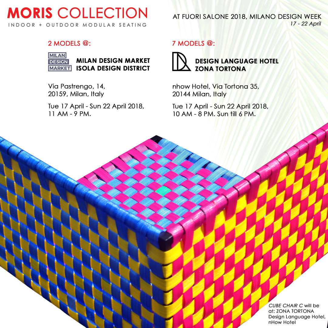 Richa Gujadhur, Moris Collection, FuoriS
