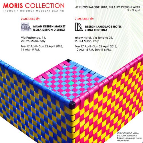 Richa Gujadhur, Moris Collection, FuoriS