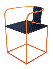 CURVED CHAIR B (The Moris Collection)