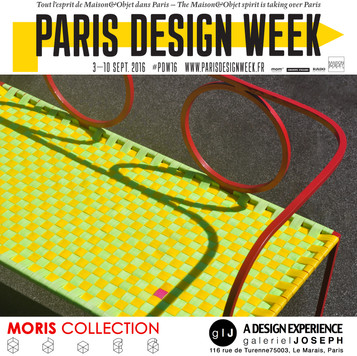 Moris Collection @ Paris Design Week