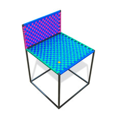 CUBE CHAIR B (The Moris Collection)