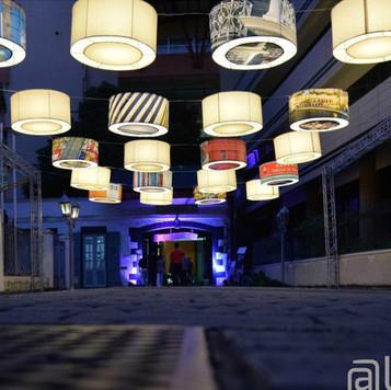 Street-Light Installation, Mauritius