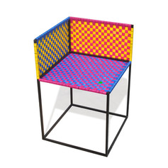 CUBE CHAIR A (The Moris Collection)