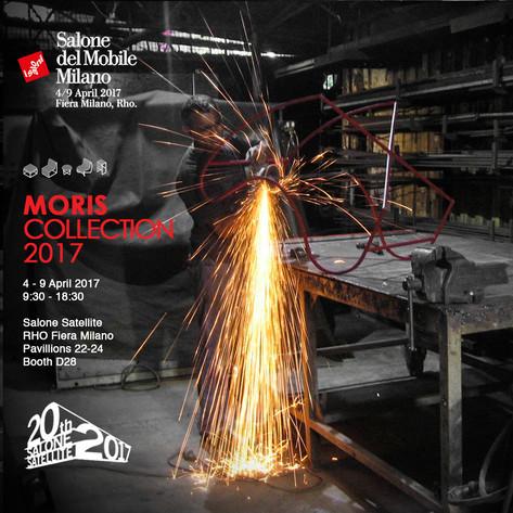 SaloneSatellite 2017, Salone del Mobile, Milano Design Week.