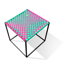 CUBE CHAIR C (The Moris Collection)