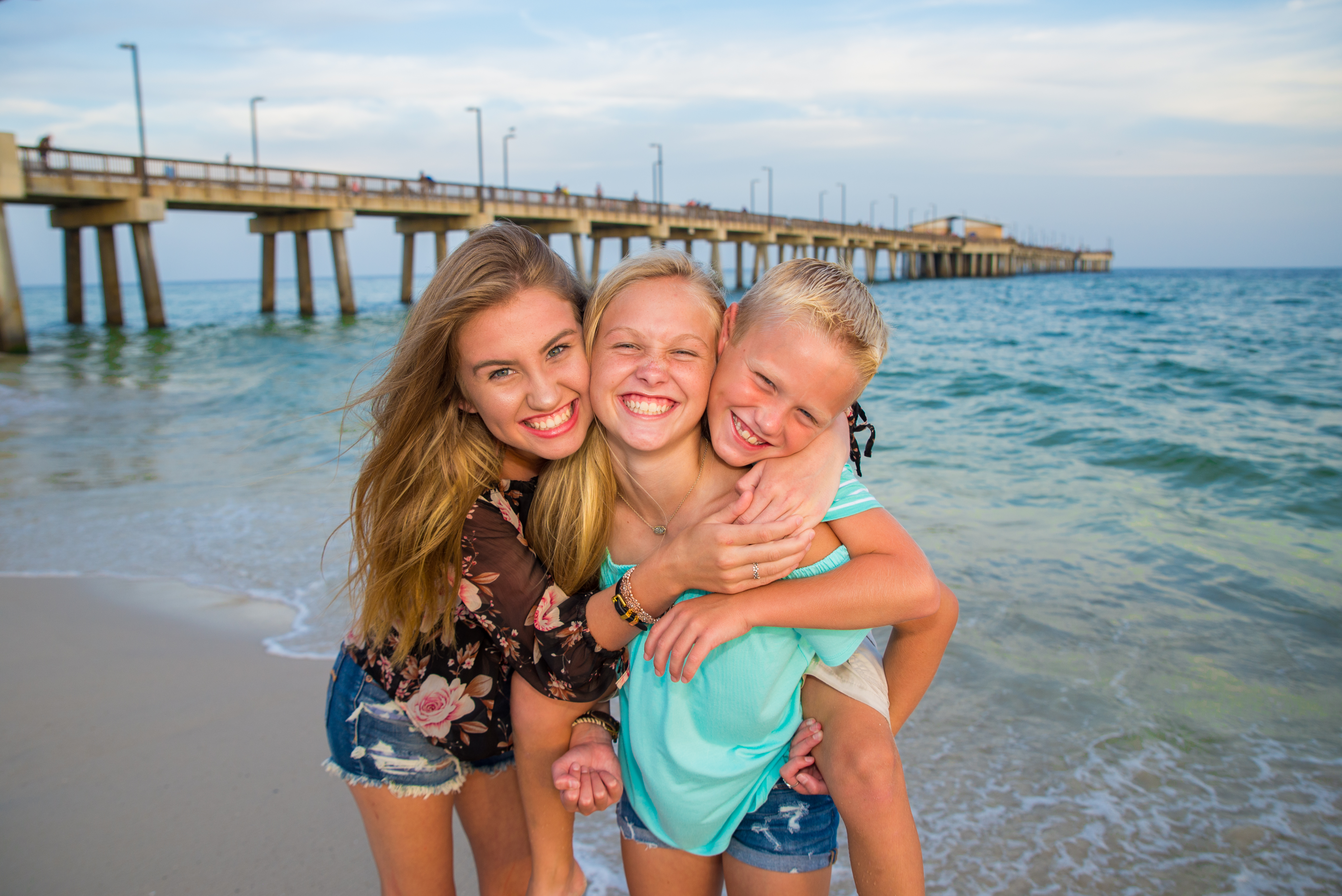 Orange Beach Family Photography