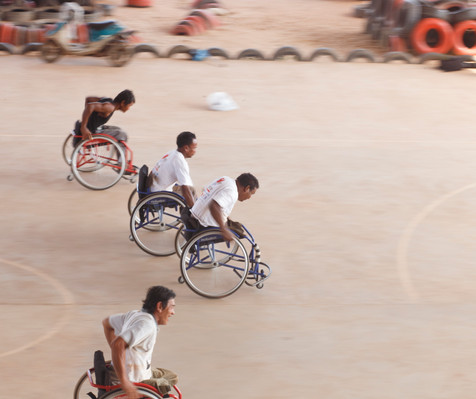 0004Soulcial Trust Wheelchair Basketball