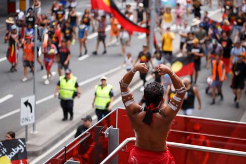 0246Invasion Day Protest Brisbane_260120