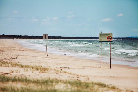 Woorim Beach, Queensland, Australia