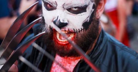 Brisbane Zombie Walk 2015