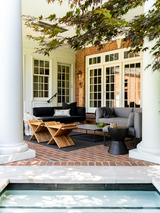 PROJECT: SERENE & COOL BY THE POOL