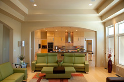 Layered Tray Ceilings