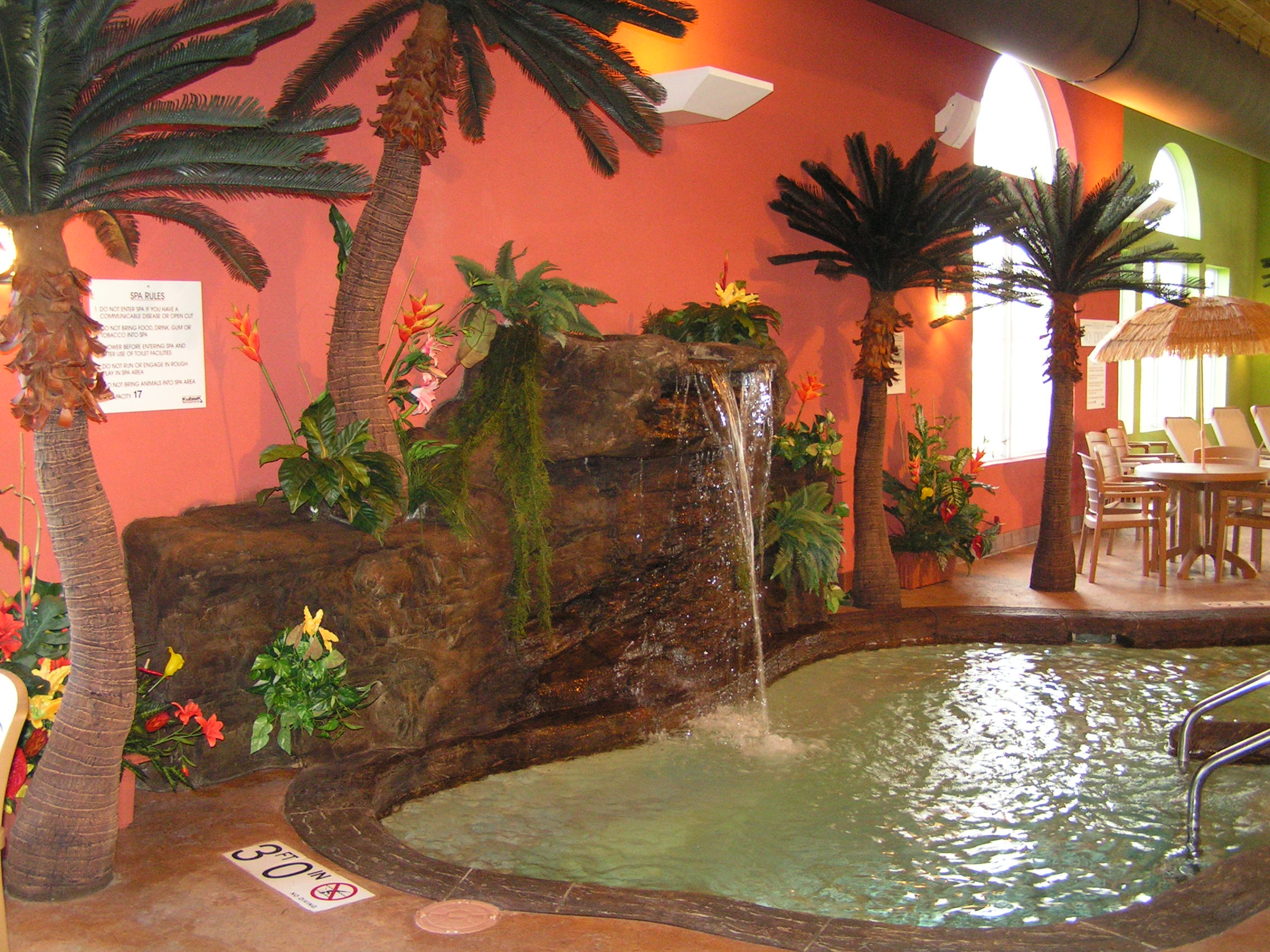 Indoor Pool Rooms