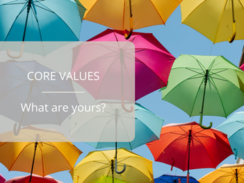 How core values can help you lead a more balanced, fulfilled and conscious life