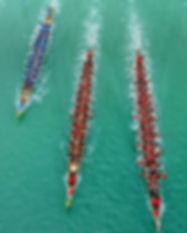 dragon boat festival team race