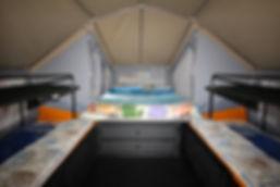 Inside the Camprite.