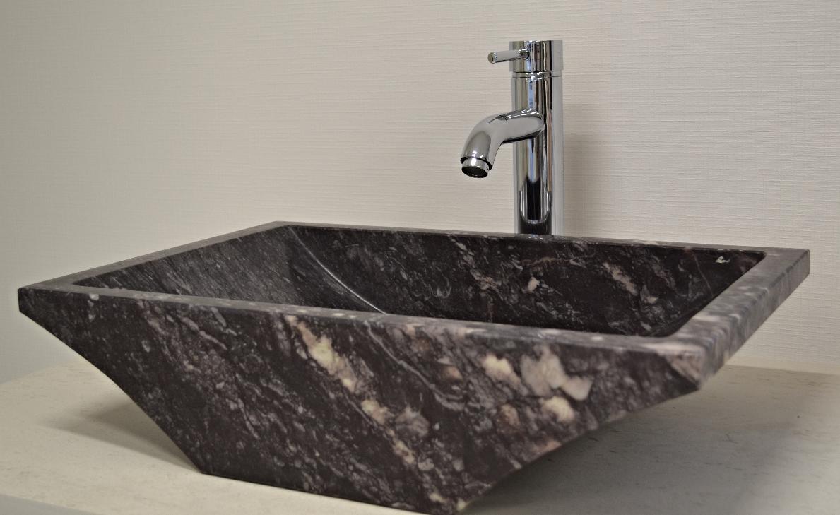Vasque marbre français