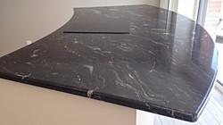 Plan Granit noir Cheyenne