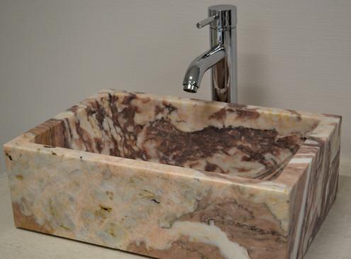 Vasque en marbre Kuros